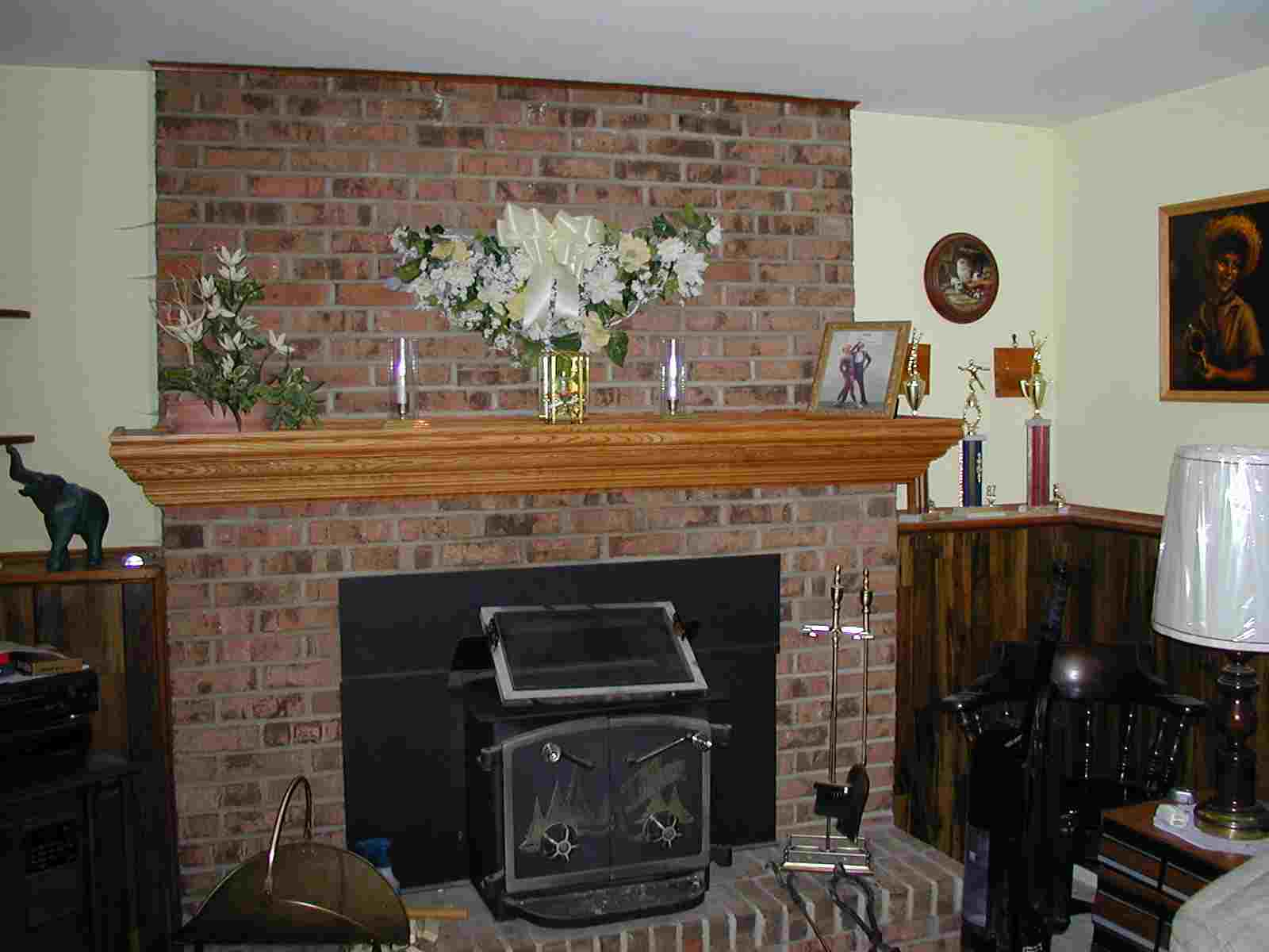 Fileplace Mantel